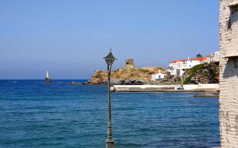Walk around Chora: Faros