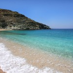 Secluded Beaches in Andros: Megali Peza